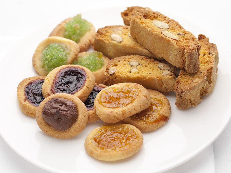 small sicilian pastries